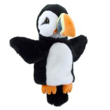 Puffin CarPets hand puppet product photo