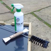 RSPB Bird care cleaning kit product photo
