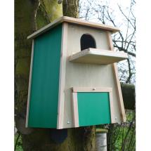 Barn owl nestbox product photo