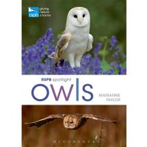 RSPB Spotlight owls product photo