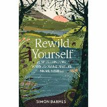 Rewild Yourself by Simon Barnes product photo