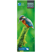 RSPB Birds calendar 2021 product photo