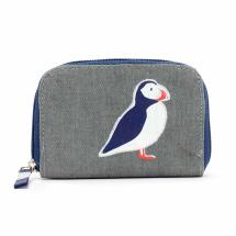 RSPB Coastal birds puffin small purse product photo