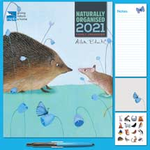 RSPB Ailsa Black family organiser 2021 product photo