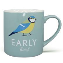 RSPB Free as a bird blue tit mug product photo