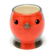 RSPB Free as a bird robin head mug product photo