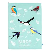 RSPB Free as a bird tea towel product photo