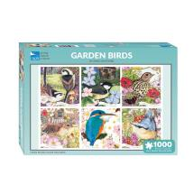 RSPB Garden birds jigsaw product photo