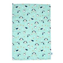 RSPB Puffins tea towel product photo
