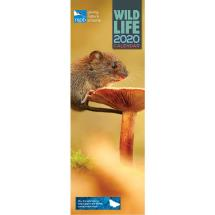 RSPB Wildlife calendar 2020 product photo