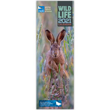 RSPB Wildlife calendar 2021 product photo
