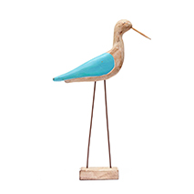 Seabird statue - tall product photo