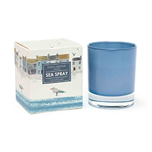 Sea spray scented candle product photo