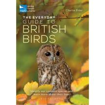 RSPB The everyday guide to British birds product photo