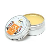 Peppermint lip balm tin - RSPB Victorian flora range product photo
