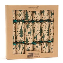Woodland recycled crackers, box of 6 product photo