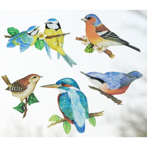 Bird window stickers product photo default l