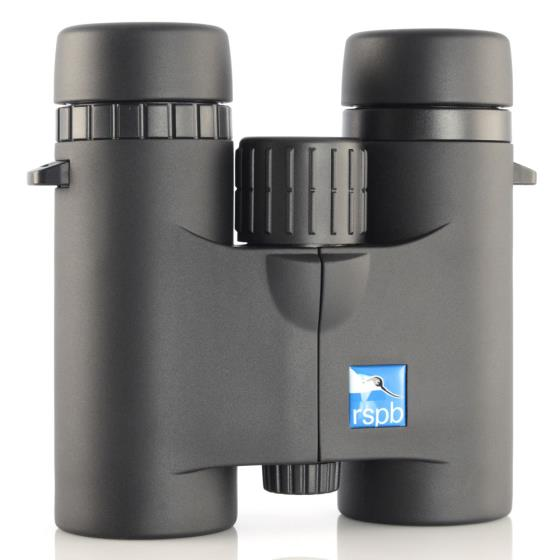 RSPB Avocet® 8 x 32 binoculars product photo Back View -  - additional image 2 L