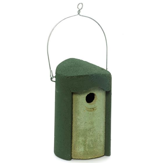 Woodcrete by Schwegler 32mm nestbox product photo Back View -  - additional image 2 L