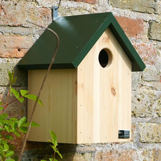 Apex starling nestbox product photo Back View -  - additional image 2 L