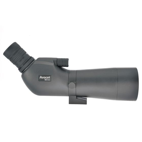 RSPB Avocet 60 scope, 15-45x eyepiece & case product photo Front View - additional image 1 L