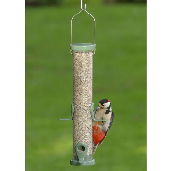 RSPB Ultimate Easy-clean® seed feeder, M product photo Back View -  - additional image 2 L