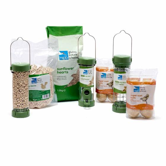 Big Garden Birdwatch starter kit product photo Default L