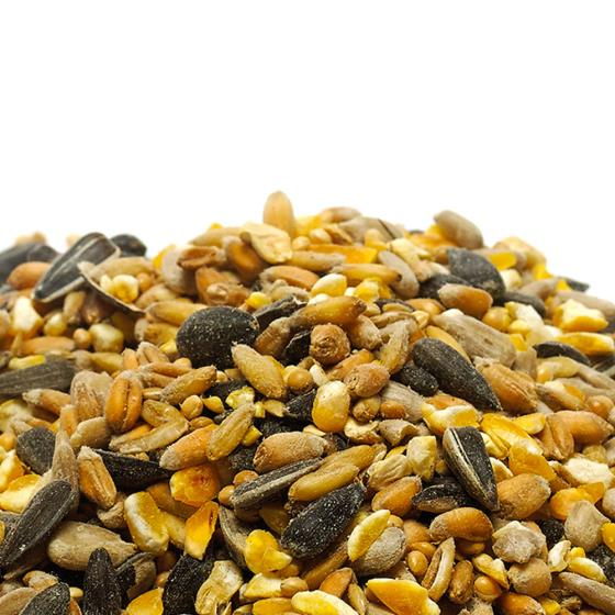 Table mix bird seed sack (12.75kg) product photo Default L