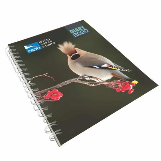 RSPB Inspiring nature diary 2020 product photo