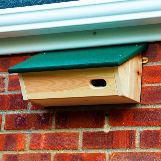 RSPB Swift nest box product photo Default L