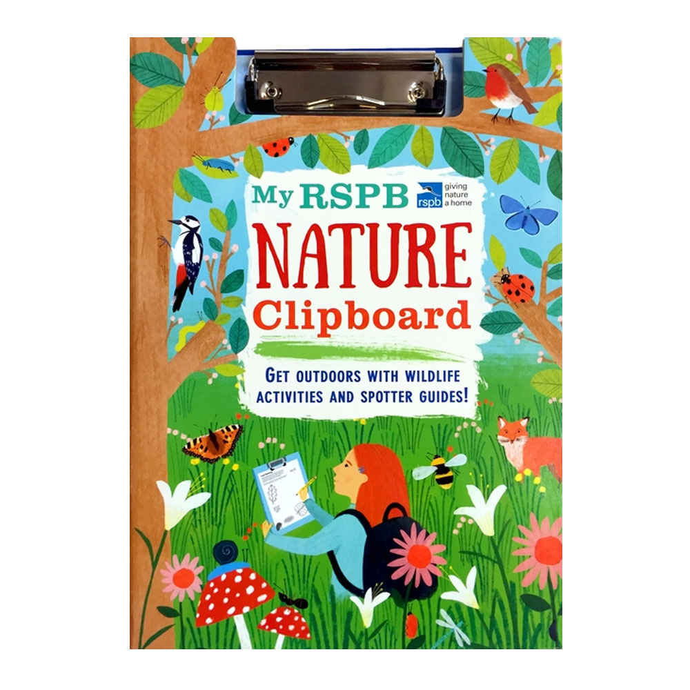 My RSPB Nature clipboard product photo