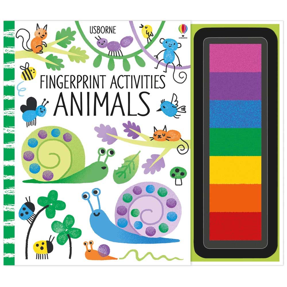 Fingerprint activities animals product photo