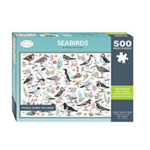 Madeleine Floyd Seabirds 500 Piece Jigsaw product photo