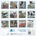 RSPB Angela Harding calendar 2020 product photo Back View -  - additional image 2 T
