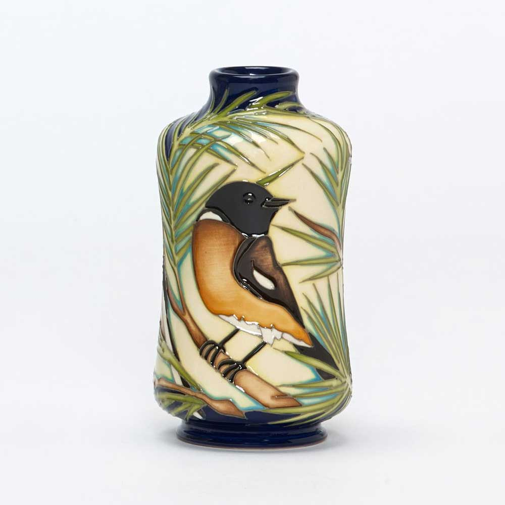 Moorcroft vase the wanderer product photo