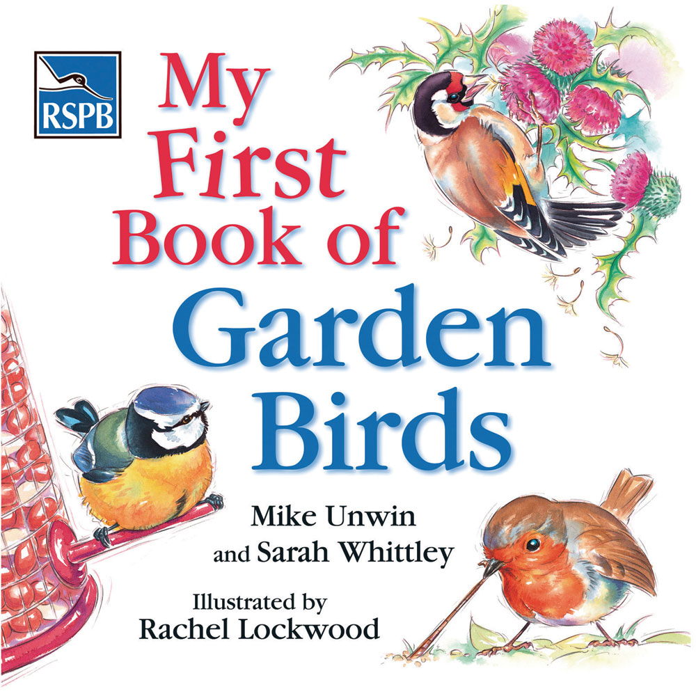 My First Book of Garden Birds product photo