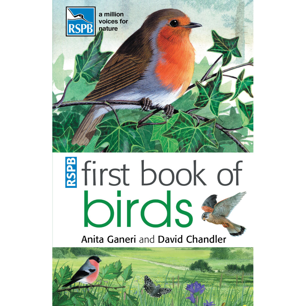 RSPB First book of birds product photo