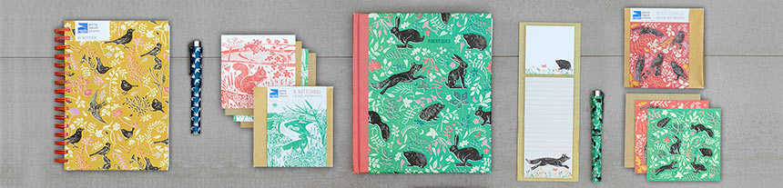 New Nature's Print - Vibrant, nature inspired and forest-friendly stationery, gifts and cards.