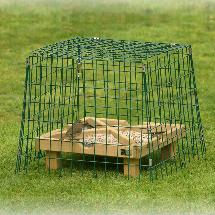 Ground feeding sanctuary narrow mesh product photo
