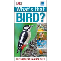 RSPB What's that Bird? product photo