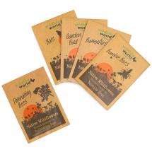Wildlife attractor seed packets product photo