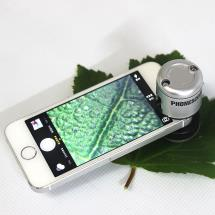 Phonescope phone camera magnifier product photo