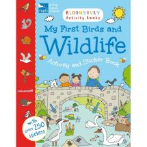 My First Birds and Wildlife Activity and Sticker Book product photo