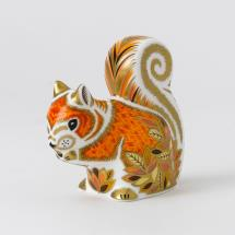 Royal Crown Derby, Squirrel paperweight product photo