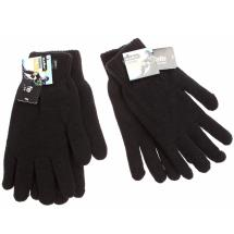 Thinsulate Knitted Gloves - black product photo