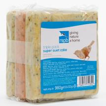 Super suet cakes x3 (variety) product photo