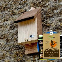 RSPB Single chamber bat box & seeds product photo