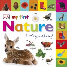My First Nature - Let's Go Exploring - Dorling Kindersley product photo