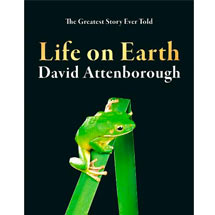 Life on Earth by David Attenborough product photo