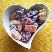 RSPB Jelly babies 170g product photo